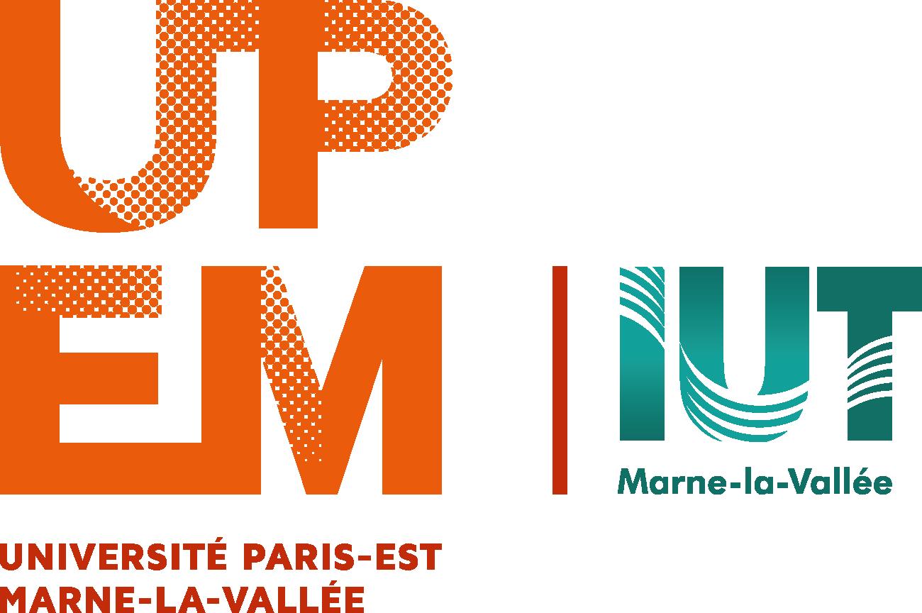 Logo IUT de Marne-la-Vallée