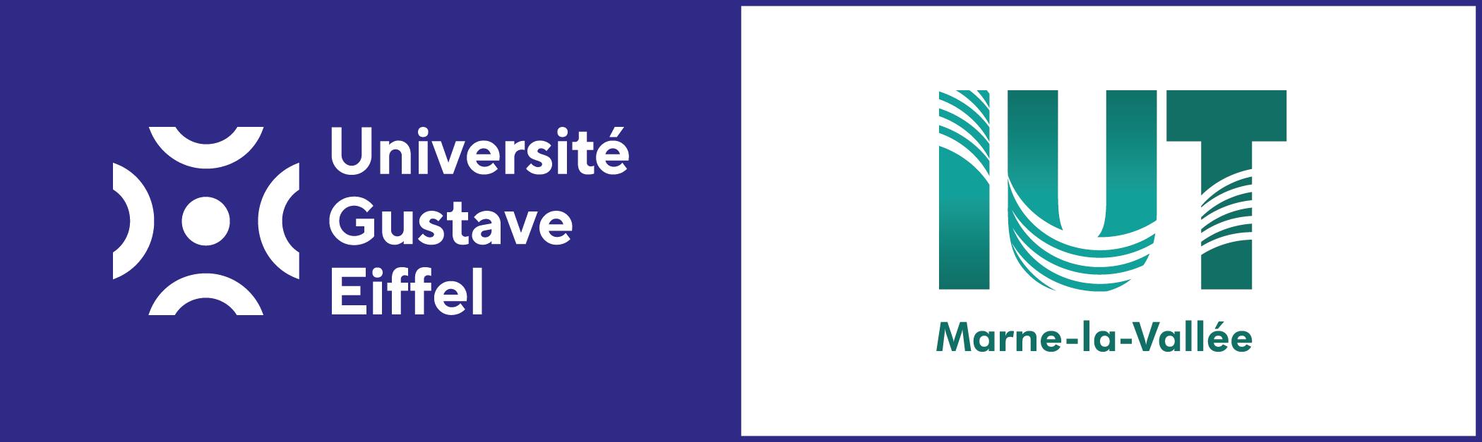 Logo IUT Marne-la-Vallée